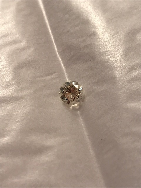 0.55 ct diamond