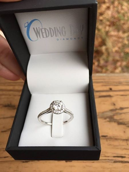 Stackable Wedding Ring Set