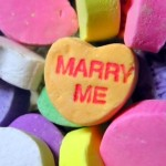 Valentine's Day: In the age of e-commerce, everything's for sale - including your grandma's engagement ring